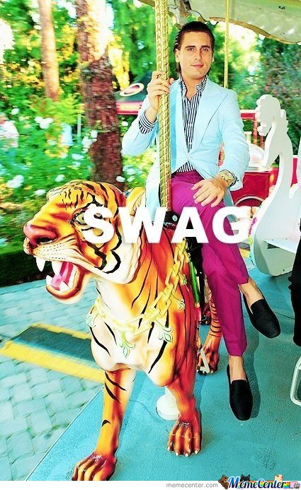 Just swag.