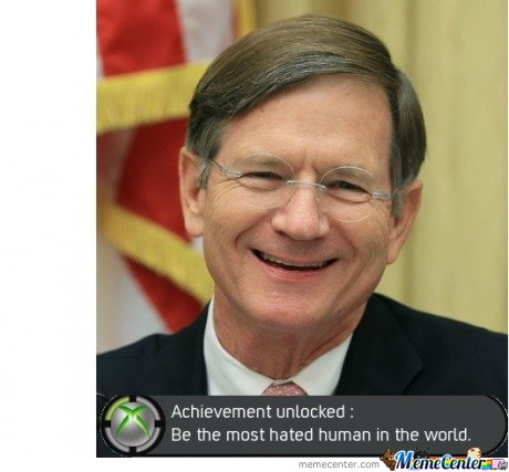 Lamar Smith  Unlocked An Achivement