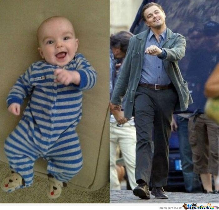 Leo Strut Childhood