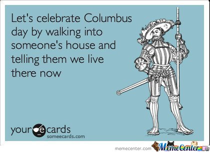 Lets Celebrate Columbus Day