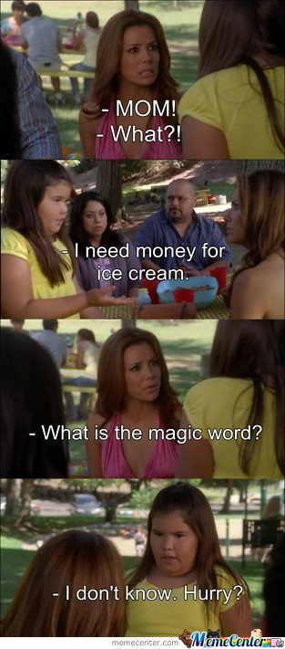 Magic Word