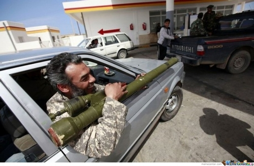 Meanwhile In IRAQ