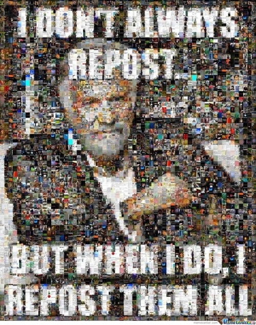 Most Interesting Repost