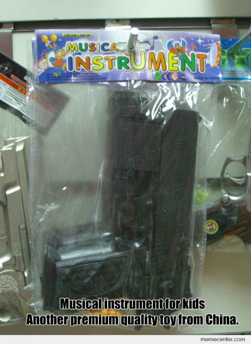 Musical instrument for kids