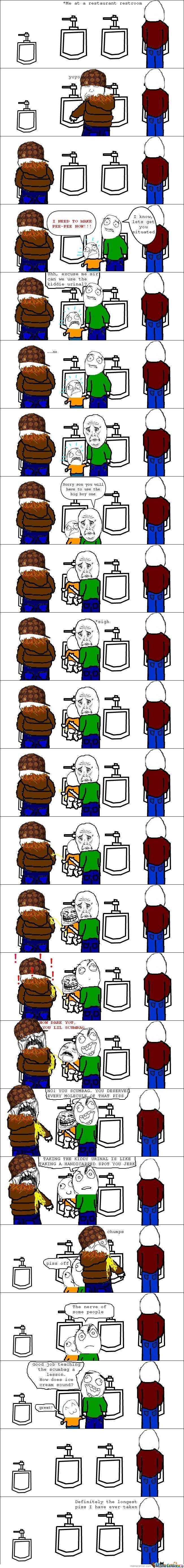 My Life In The Bathroom