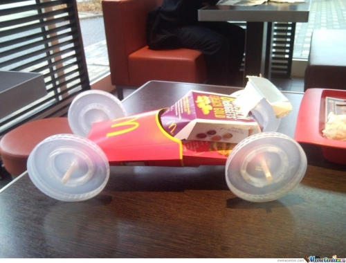 New Generation of Fastfood
