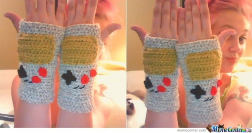 Nintendo Gloves