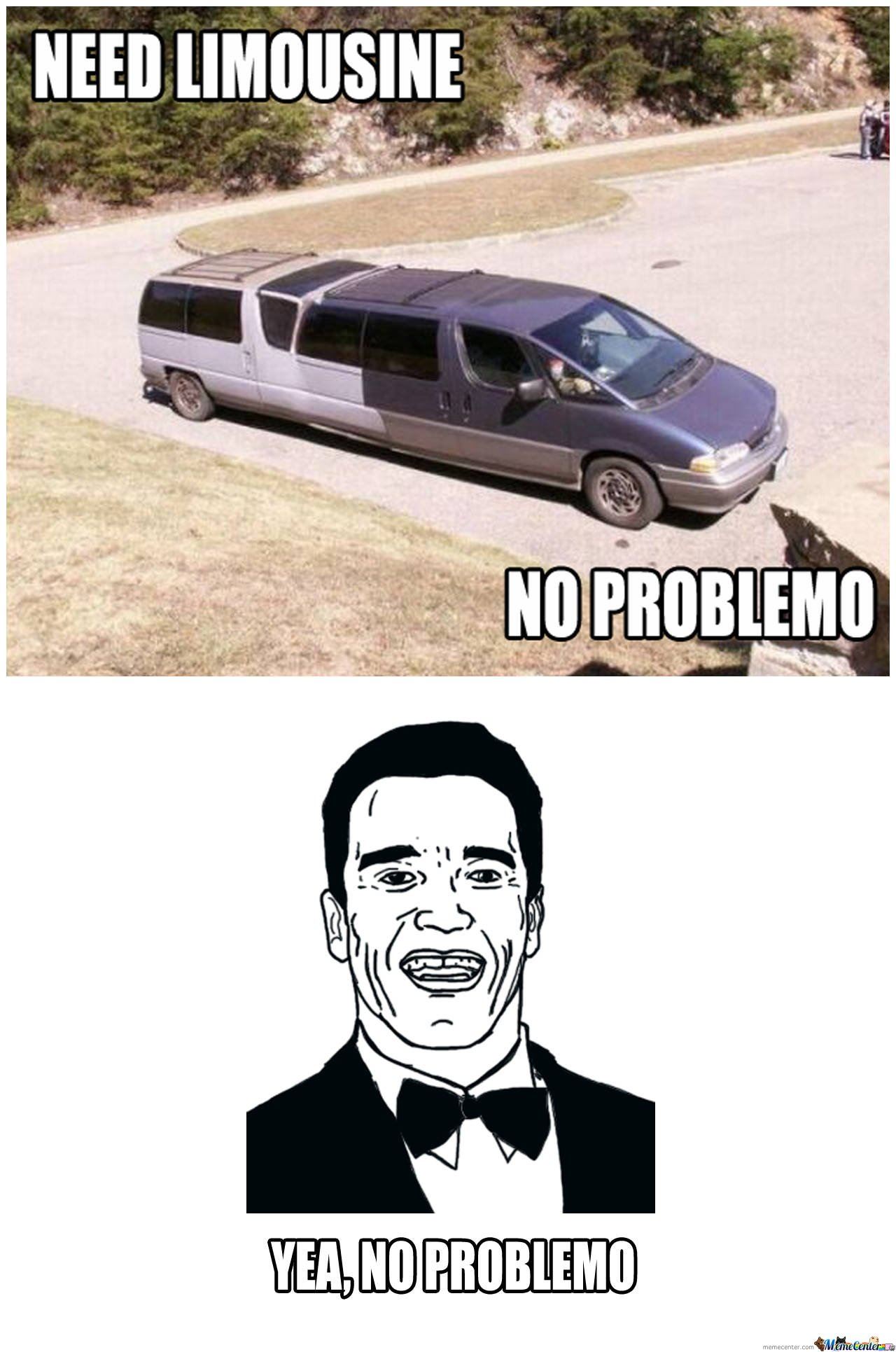 no problemo by ikoy apriliyan meme center