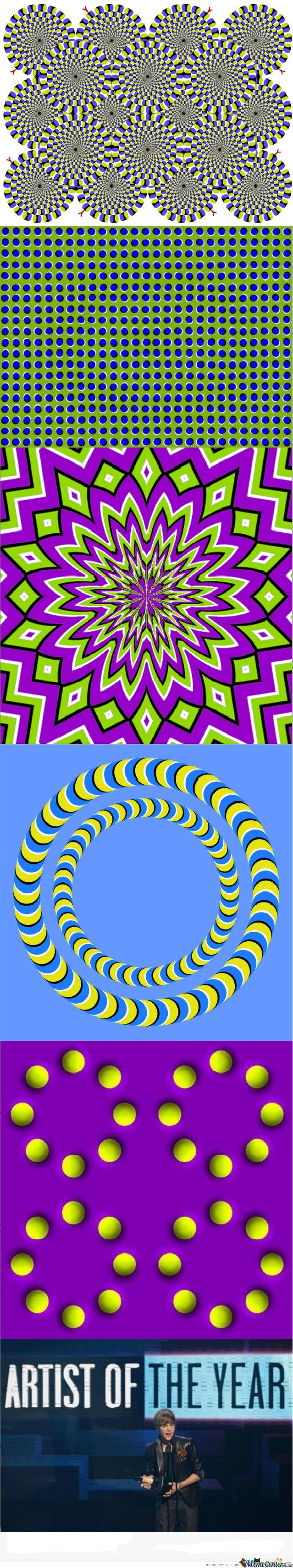 Optical illusions comp