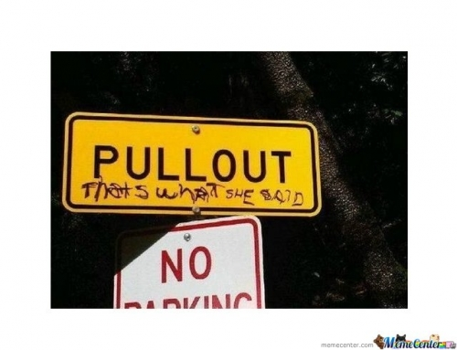 PULLOUT