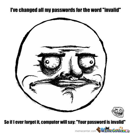 Password change Genius