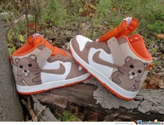 Pedobear Shoes