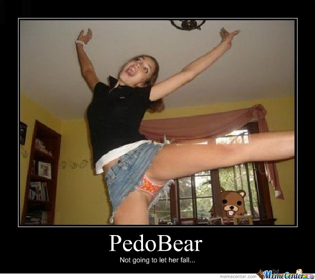 Pedobear is back again