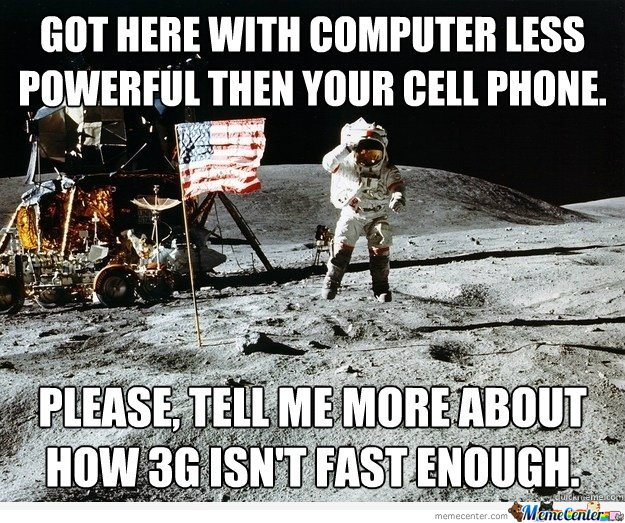 Please , Tell Me More About How 3G Isn't Fast Enough