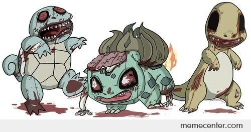 Pokemon Zombie