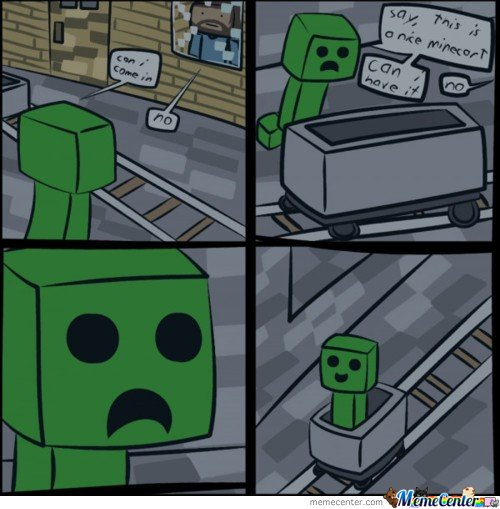 Poor Creeper