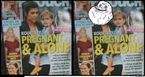 Pregnant and Forever Alone...