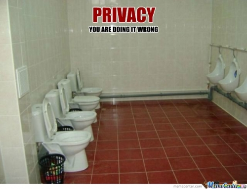 Privacy Fail