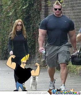 Real Life Johnny Bravo