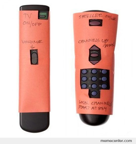 Remote Controls For Old People