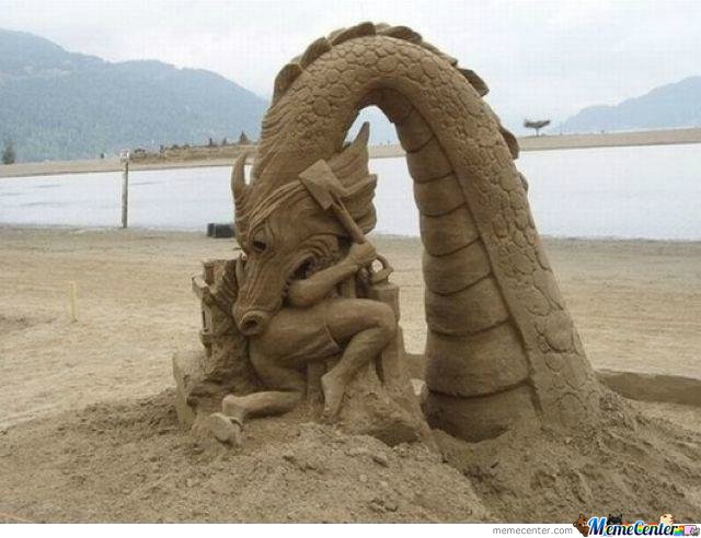Sand Dragon level : Asian