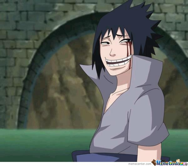 Sasuke Wants Meme!