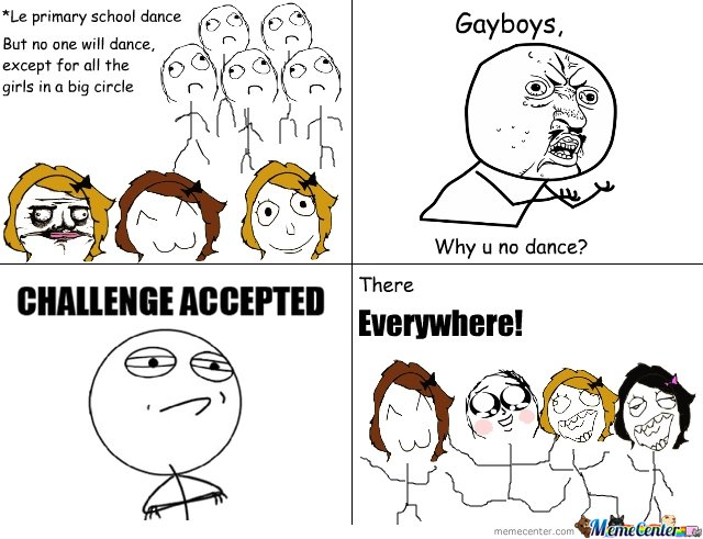 School dances