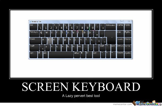 Screen Keyboard