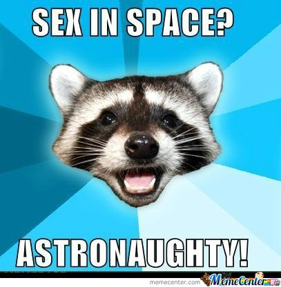 Sex in Space?