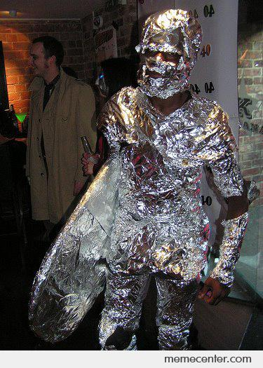 Silver Surfer Cosplay