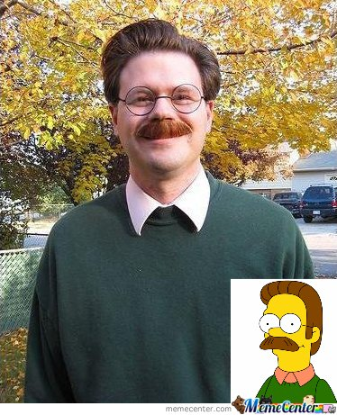 Simpsons IRL