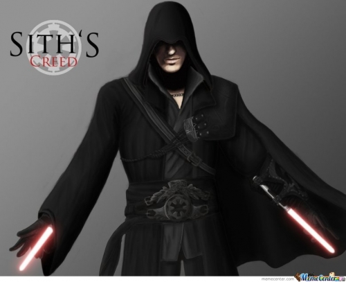 Sith's creed