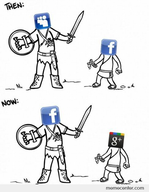 Social Networks Then And Now
