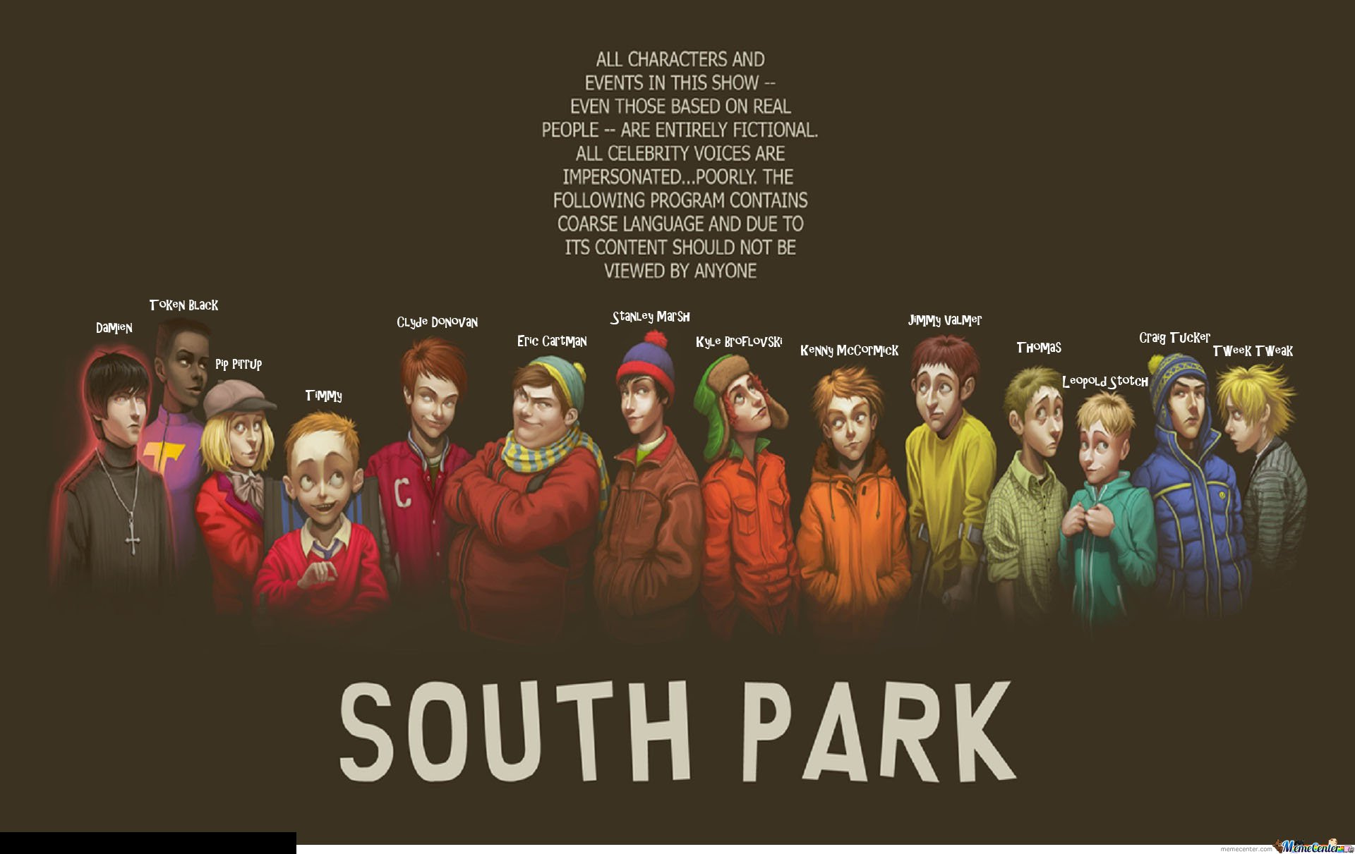 South Park Comic by Toplica - Meme Center