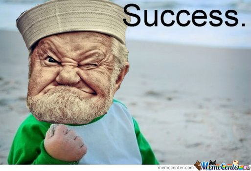 Success Grandpa
