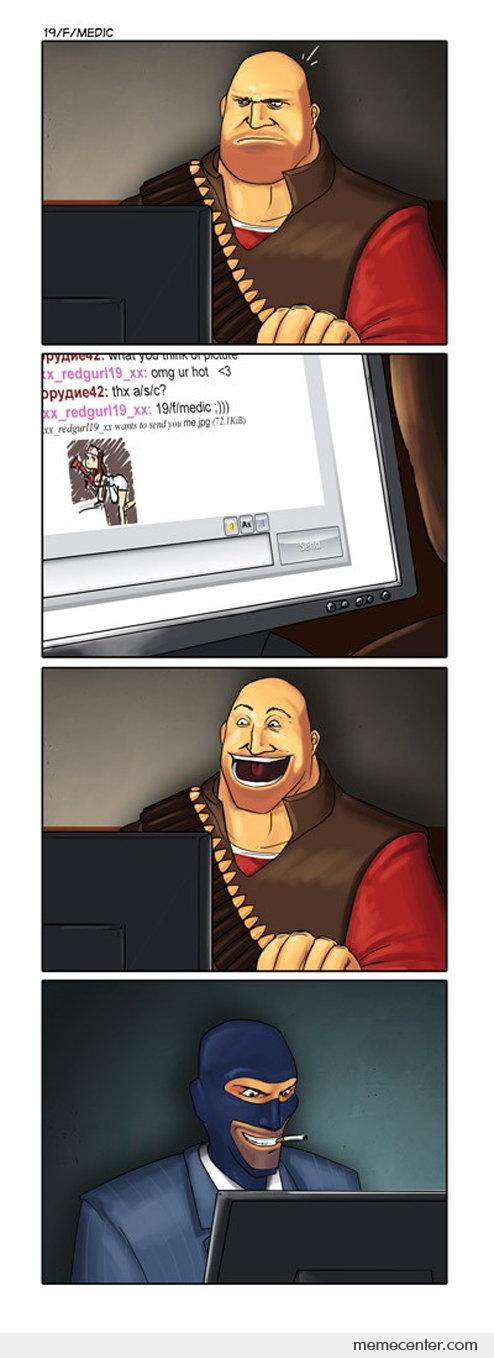Team Fortress Online Date