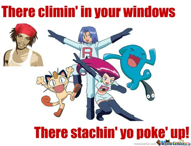 Team Rocket Intruders