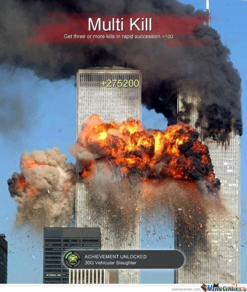 Terrorists Played CoD Before It Was Cool