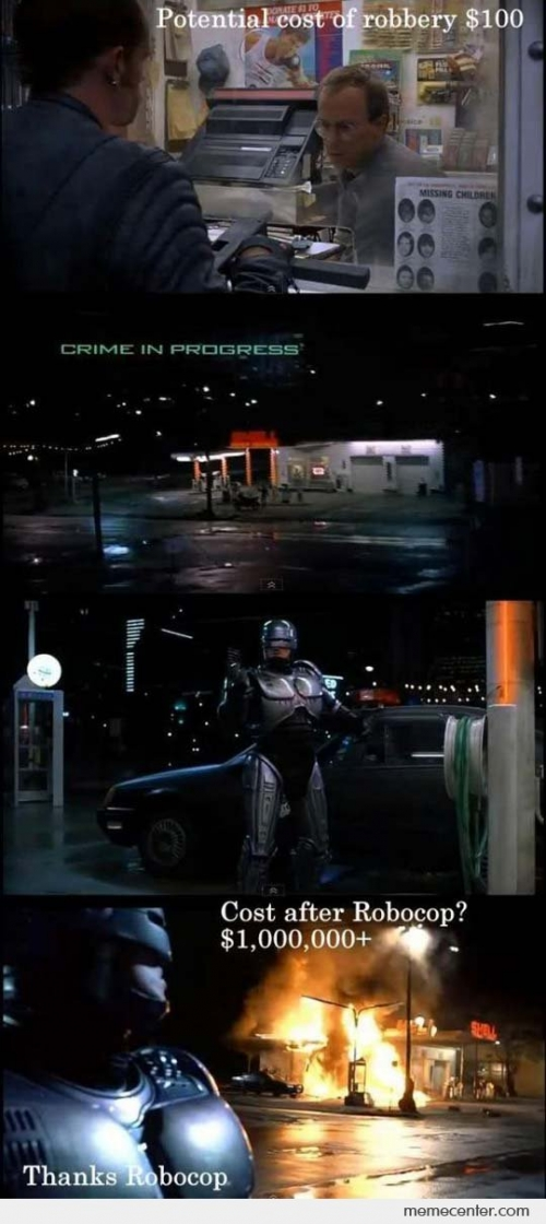 Thanks-Robocop