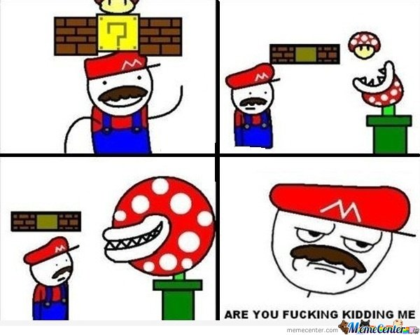 That Was My Mushroom
