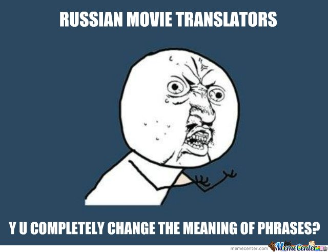 That's why i watch all movies in english.