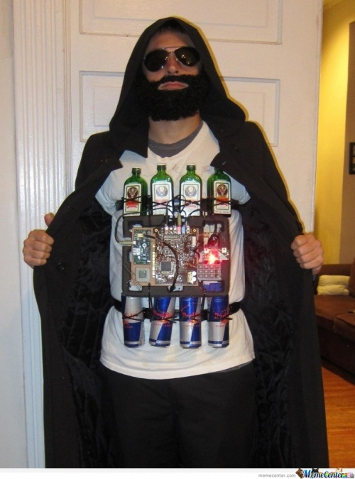 The JagerBomber