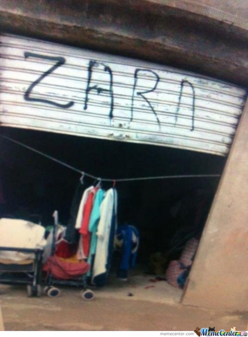 The New Zara Collection