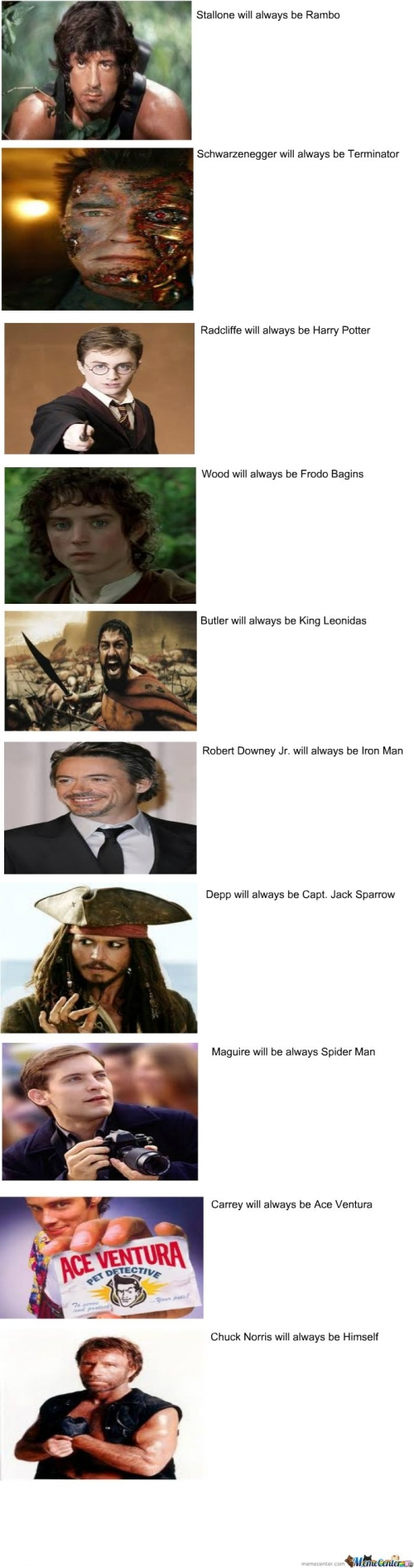 This is why Chuck Norris is special