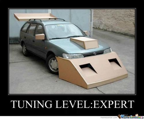 Tuning level: Expert