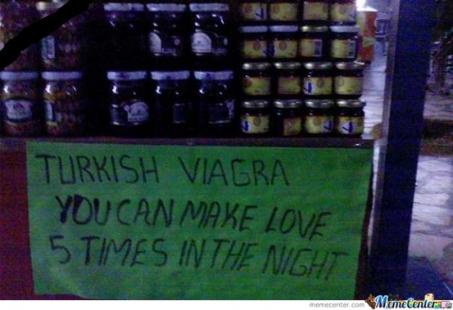 Turkish Viagra-seems legit