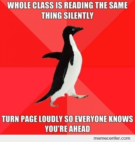 Turn Page Loudly