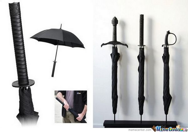 Umbrella - Sword