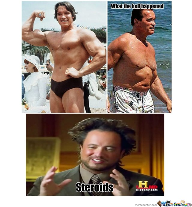 What happened to Arnold?