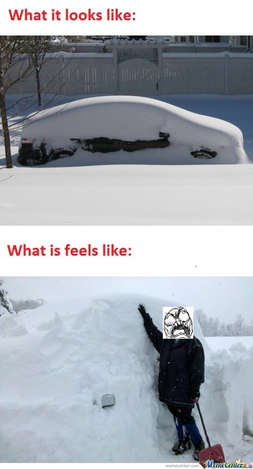 What it looks like & What it feels like